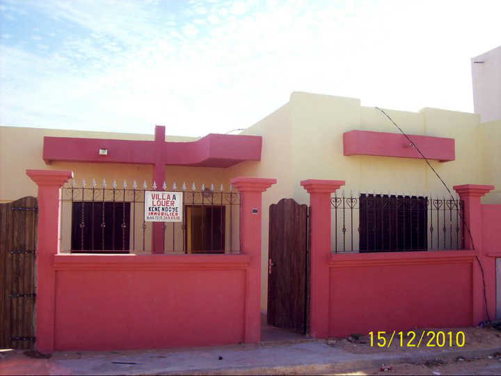 Location exceptionnel d 39 une villa au s n gal for Acheter une maison au senegal a saly